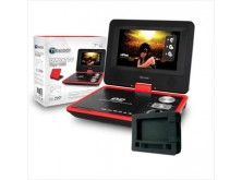 "DVD / TV portatil 7"" Red + funda"