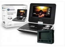 "DVD / TV PORTATIL 7"" WHITE + FUNDA"
